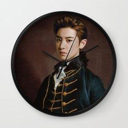 Chanyeol of EXO Wall Clock