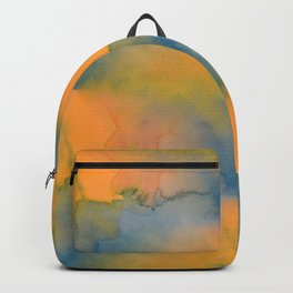 Watercolour Rainbow Backpack