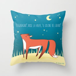 Legame (Le Petit prince) IT Throw Pillow