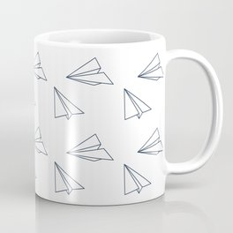 Papar airplane Coffee Mug