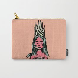 Queen of the Forest Carry-All Pouch