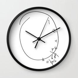 Savoureux - Hannibal Clock Wall Clock