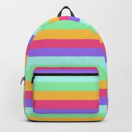 Unicorn Stripes Backpack