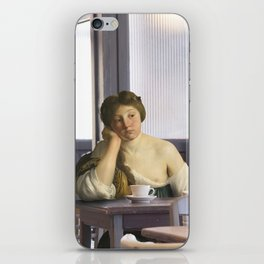 """""""The Disillusioned Finals Week"""" iPhone Skin"""