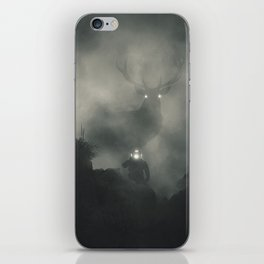 Power iPhone Skin