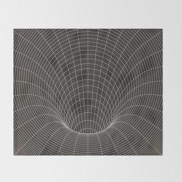 Event Horizon Throw Blanket