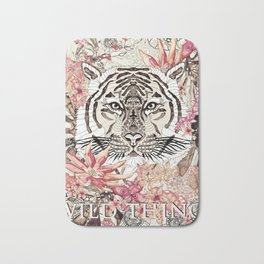 WILD THING Bath Mat