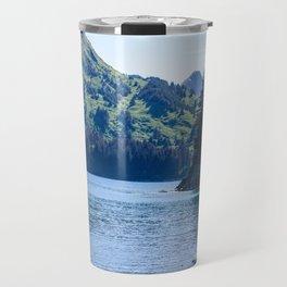 Kodiak Beach Photography Print Travel Mug