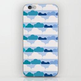 Simply Clouds iPhone Skin