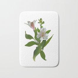 Peruvian Lily Bath Mat