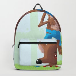 wolfy Backpack