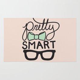 Pretty Smart Mint Rug