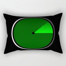 Radar Rectangular Pillow