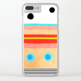 You are my sun and my moon Clear iPhone Case