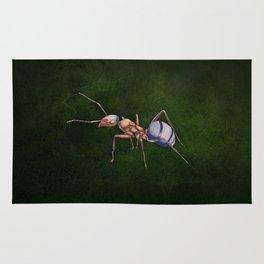 Formica (Wood Ant) Rug