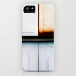 Rusty Quarters iPhone Case