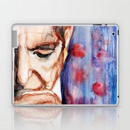 I'm Your Man, illustration by Ines Zgonc Laptop & iPad Skin