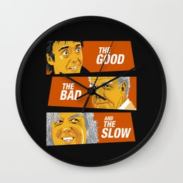 The Good the Bad and the Slow Wall Clock