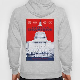 American Circumcision Official Movie Poster Hoody