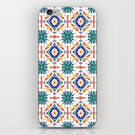 Moroccan Tiles iPhone Skin