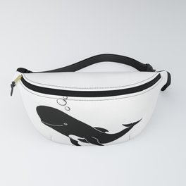 Short-finned pilot whale Fanny Pack