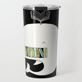 My Book Shelf Travel Mug