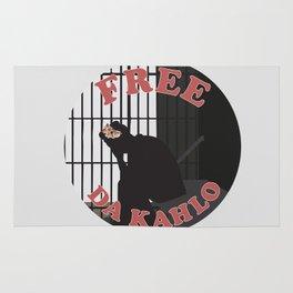 Free Da Kahlo Rug