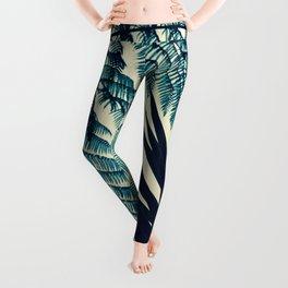 Green of the Tropics Leggings