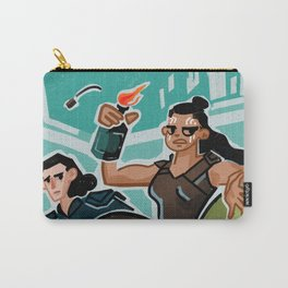 Awkward booze party Carry-All Pouch