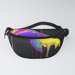 anomaly in sector KRC2496 Fanny Pack