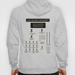 The Organization of Bees Hoody