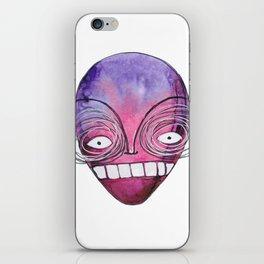 Cray cray man iPhone Skin