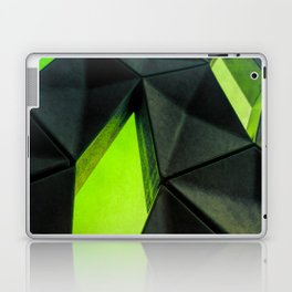 Dark Kryptonite by Brian Vegas Laptop & iPad Skin