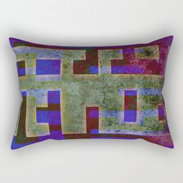 PLANS Rectangular Pillow
