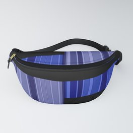 An abstract geometric pattern . Alex 4. Fanny Pack