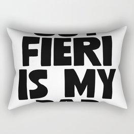 Guy Fieri Is My Dad Rectangular Pillow