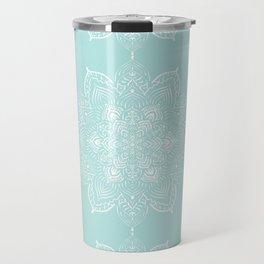 Winter Spirit Mint Travel Mug
