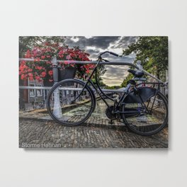Any Old Iron Metal Print