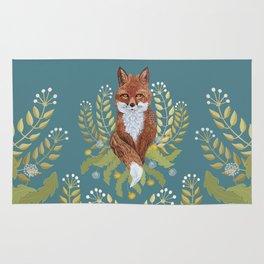 Fox Brown Rug
