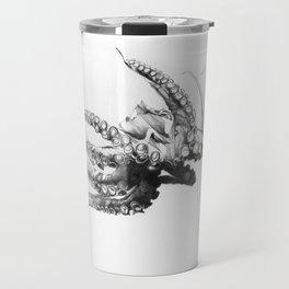 Octopus Rubescens Travel Mug