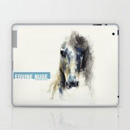 Horse Drawing Alerte V Laptop & iPad Skin