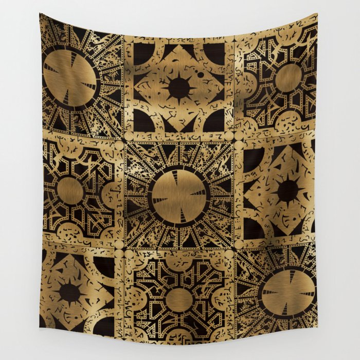 Lament Configuration Side A Wall Tapestry