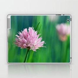 Allium pink 076 Laptop & iPad Skin
