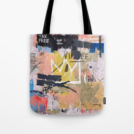 Boom For Real Tote Bag