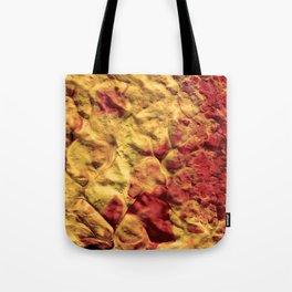 Volcano Spiral Tote Bag