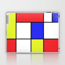 Mondrian #23 Laptop & iPad Skin