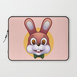 Robbie The Rabbit Laptop Sleeve