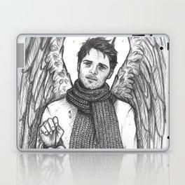 Angel of the Lord Laptop & iPad Skin