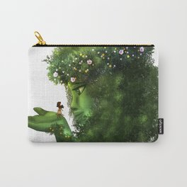 The Princess and the Goddess Carry-All Pouch
