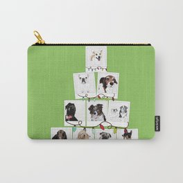 Have a Paw-some Holiday! Carry-All Pouch